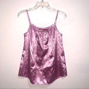🌷5/$20 Women's Pink Satin Top